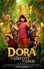 Movie Dora and the Lost City of Gold (the Explorer)