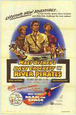 Movie Davy Crockett and the River Pirates