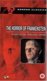 Movie The Horror of Frankenstein