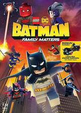Movie LEGO DC: Batman - Family Matters