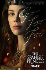 Movie The Spanish Princess