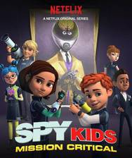 Movie Spy Kids: Mission Critical