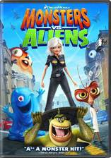 Movie Monsters vs Aliens