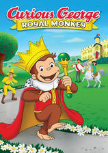Movie Curious George: Royal Monkey