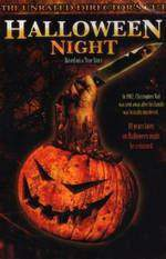 Movie Halloween Night