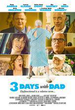 Movie 3 Days with Dad