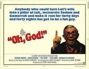 Movie Oh, God!