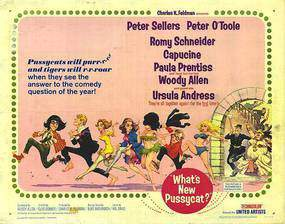 Movie What's New Pussycat
