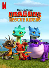 Movie Dragons: Rescue Riders