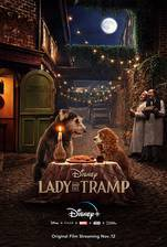 Movie Lady and the Tramp