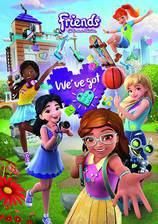 Movie Lego Friends: Girls on a Mission