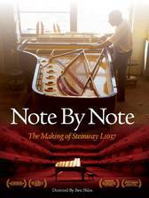 Movie Note by Note: The Making of Steinway L1037