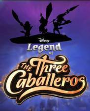 Movie Legend of the Three Caballeros