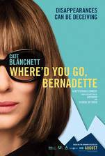 Movie Where'd You Go, Bernadette