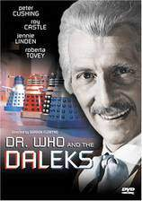 Movie Dr. Who and the Daleks