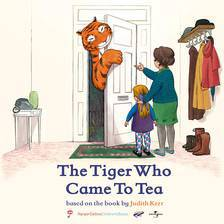 Movie The Tiger Who Came to Tea