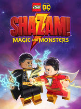 Movie LEGO DC: Shazam - Magic & Monsters