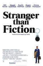 Movie Stranger Than Fiction
