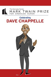 22nd Annual The Kennedy Center Mark Twain Prize for American Humor celebrating: Dave Chappelle
