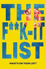 Movie The Fuck-It List