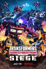 Movie Transformers: War for Cybertron Trilogy