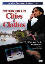 Movie A Notebook on Clothes and Cities