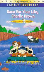 Movie Race for Your Life, Charlie Brown