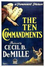 Movie The Ten Commandments