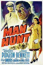 Movie Man Hunt