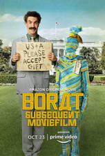 Movie Borat Subsequent Moviefilm: Delivery of Prodigious Bribe to American Regime for Make Benefit Once Glorious Nation of Kazakhstan