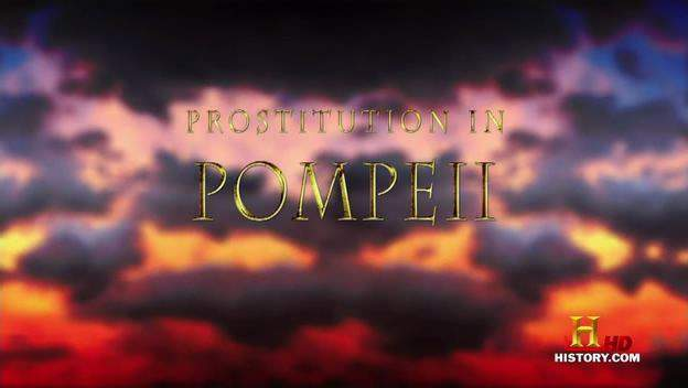 sex in the ancient world prostitution in pompeii