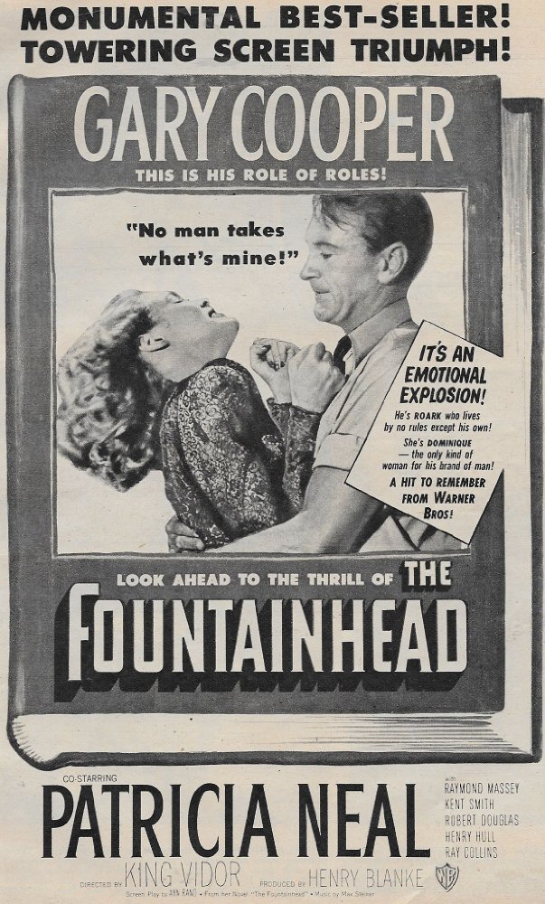 the fountainhead movie online streaming