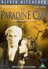 Movie The Paradine Case