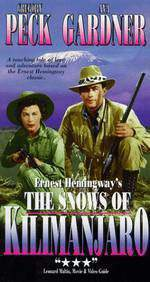 Movie The Snows of Kilimanjaro