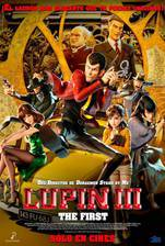 Movie Lupin III: The First (Lupin the 3rd Snatch Treasure)