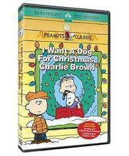 Movie I Want a Dog for Christmas, Charlie Brown