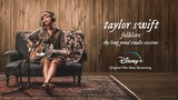 Folklore: The Long Pond Studio Sessions (Taylor Swift)