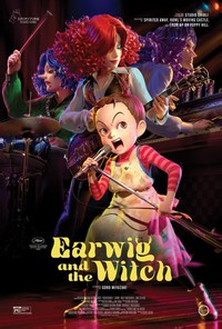 (Aya) Earwig and the Witch