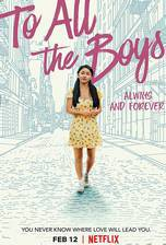 Movie To All the Boys: Always and Forever, Lara Jean (To All the Boys I've Loved Before 3)