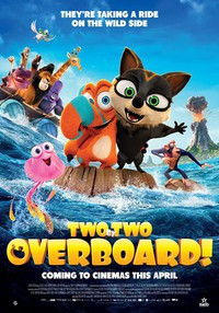 Two by Two: Overboard! (Ooops! 2: The Adventure Continues)