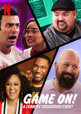 Movie Game On! A Comedy Crossover Event
