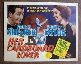 Movie Her Cardboard Lover
