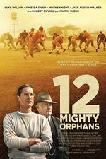 Movie 12 Mighty Orphans