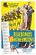 Movie Bluebeard's Ten Honeymoons