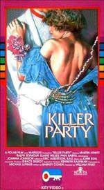 Movie Killer Party