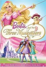 Movie Barbie and the Three Musketeers