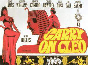 Movie Carry on Cleo