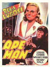 Movie The Ape Man