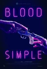Movie Blood Simple.