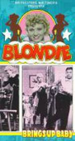 Movie Blondie Hits the Jackpot